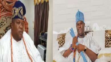 Sunday Igboho: Ogun monarch Attack Ooni over Fulani herdsmen's invasion of Southwest(Video)