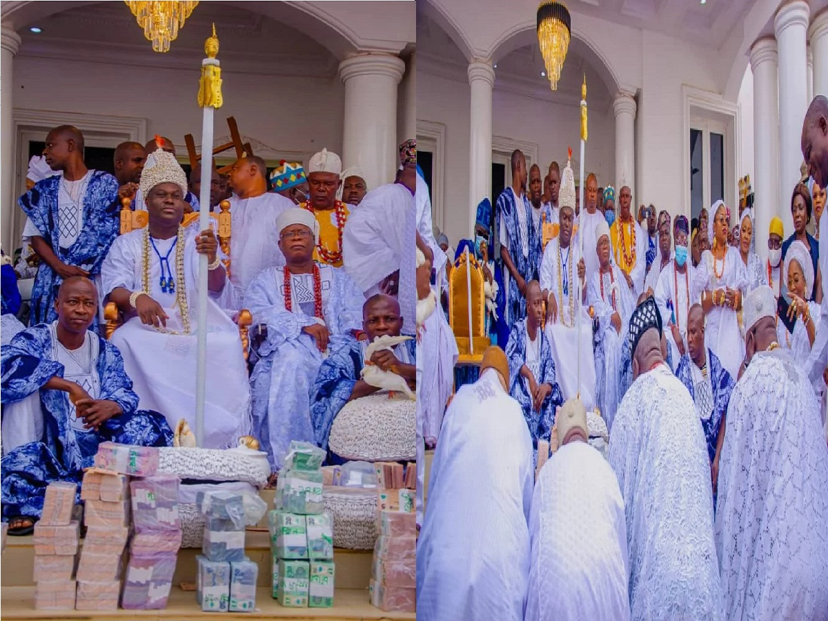 'Countless Nigerians Mired In Extreme Poverty' - Ooni Charges Govt