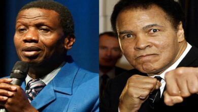 What Muhammad Ali means to me - Pastor Adeboye reveals