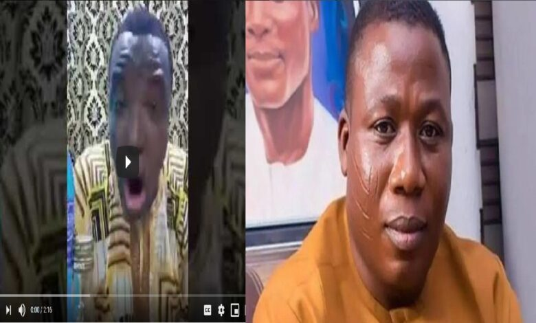 Fulani Herdsmen: Popular Nigeria Pastor Prays For Sunday Igboho(Video)