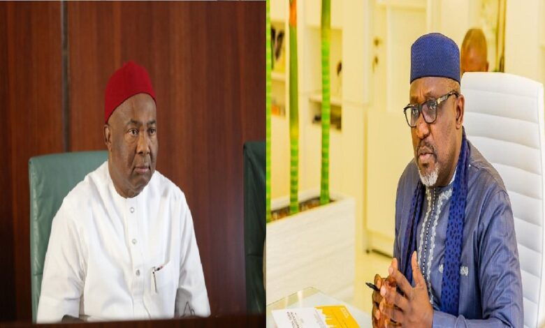 Uzodimma can't win this war against me- Okorocha reacts