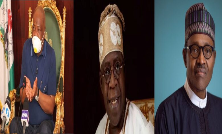 2023: Nigeria Under Buhari Is A Moving Corpse, Tinubu Can't See Presidency Gate- Wike