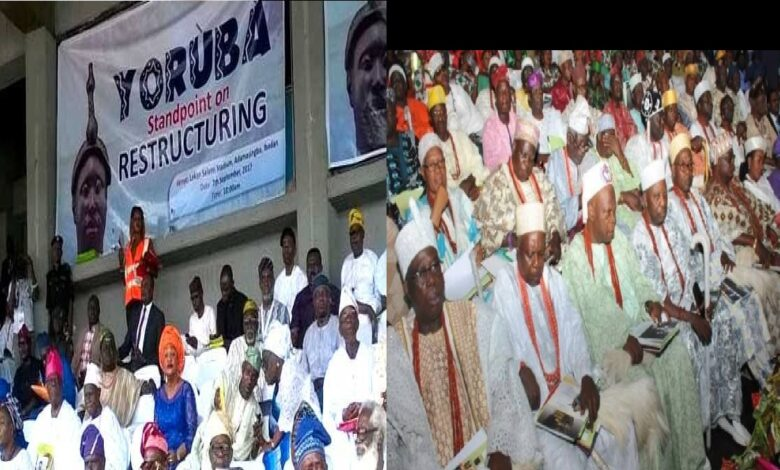 Herders Eviction: Yoruba's Reacts During Southwest Stakeholders Meeting Over Fulani Herders Attack
