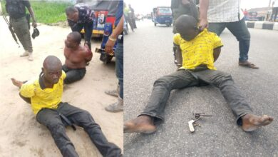 JUST IN: State Vigilante rescues civil servant from kidnappers