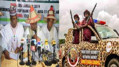 Buhari's Order To Shoot People With AK-47 Also Affects Amotekun - Miyetti Allah