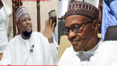VIDEO: Buhari is a thief – Sheikh Adam Abdallah