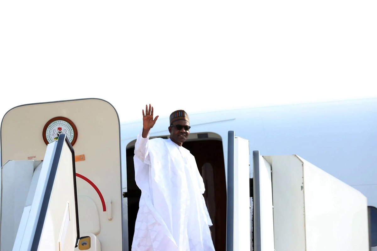How Nigerians reacts as President Buhari travels to London again for medical checkup