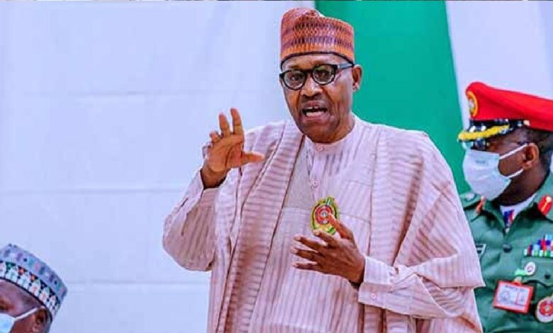 Buhari Orders Security Agents To Shoot Anyone Seen With AK-47