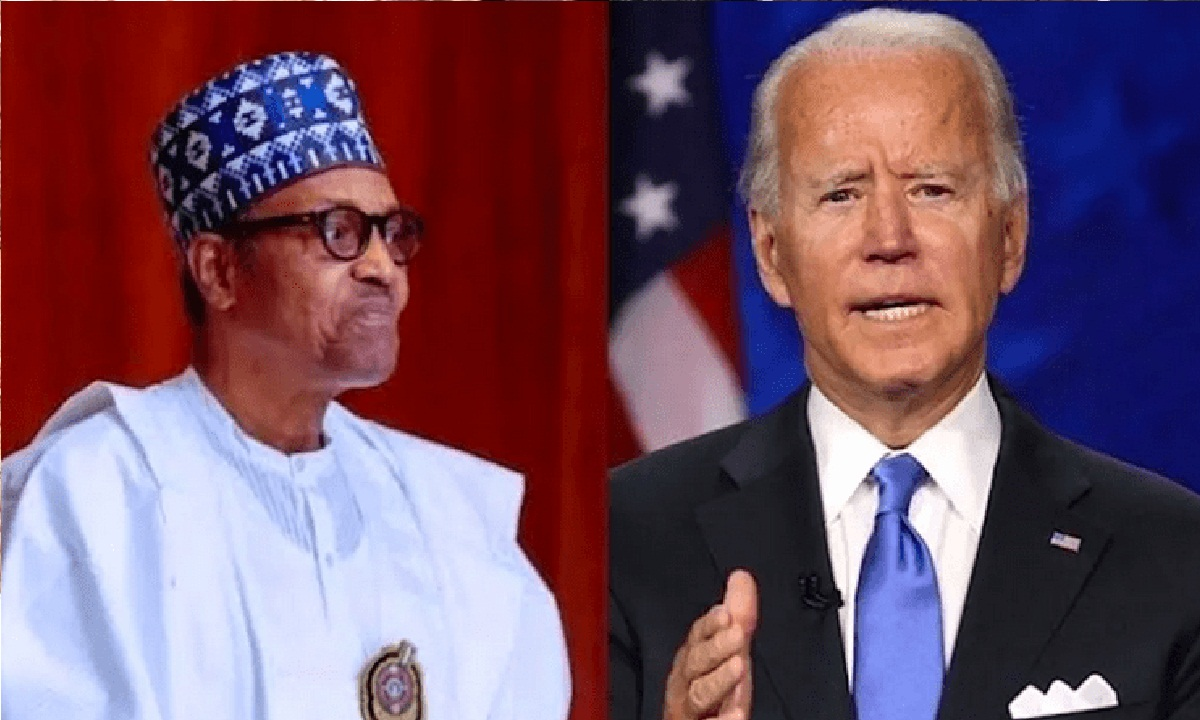 Joe Biden Snubs Buhari In First Calls To Africa