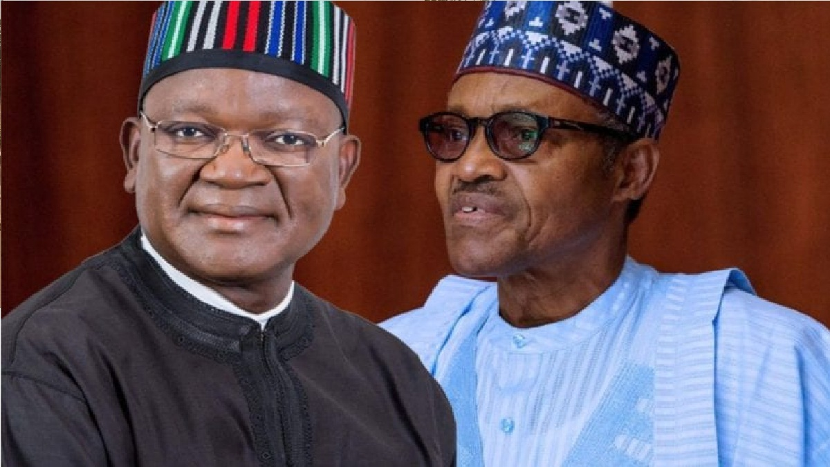 Buhari finally speaks on Ortom attack, orders 'thorough investigation'