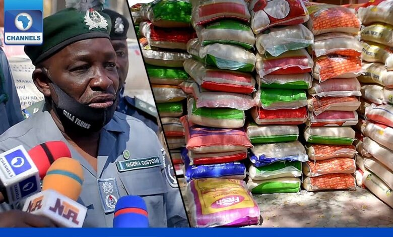 How We Gave Bandits 7 Bags Of Rice To Save Our Lives - Customs Officer Reveals