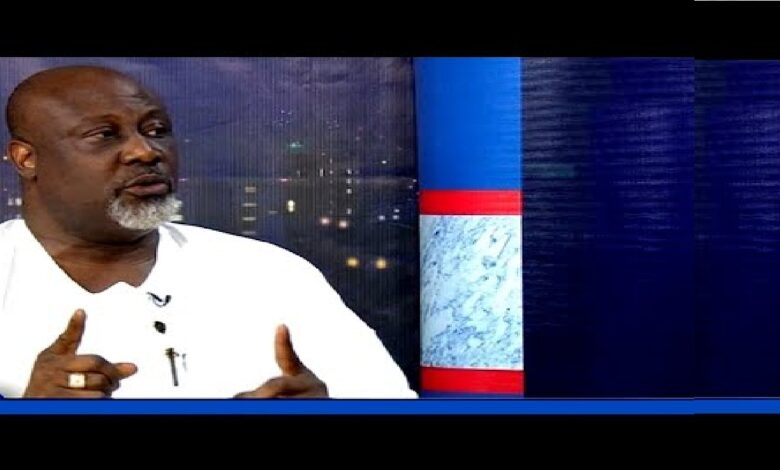 'Once I Was Blind, But Now I Can See ' - Dino Melaye Blast APC, Buhari