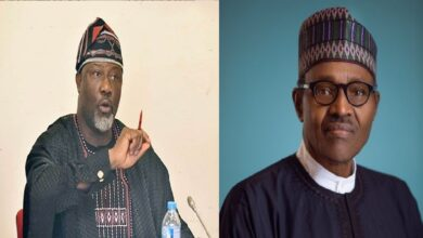 VIDEO: Nigeria has no president -Dino Melaye spits fire