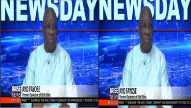 2023: This is a prophecy, Fayose reveals The Next Position To Reach