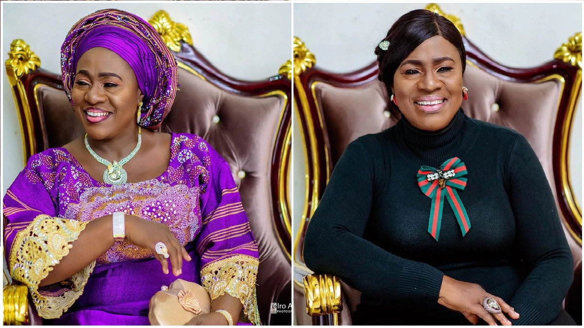 VIDEO: Popular actress Iya Rainbow gifted two houses