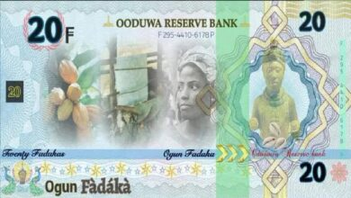 Promoters of the Oduduwa Republic presented a new currency, details and photos appeared