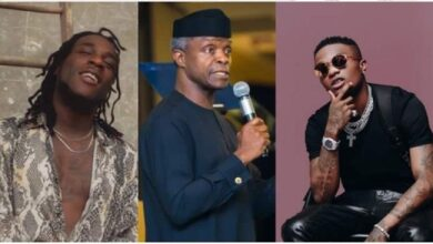 FG supports talented stars like Burna Boy, Wizkid with N300m loan– Osinbajo