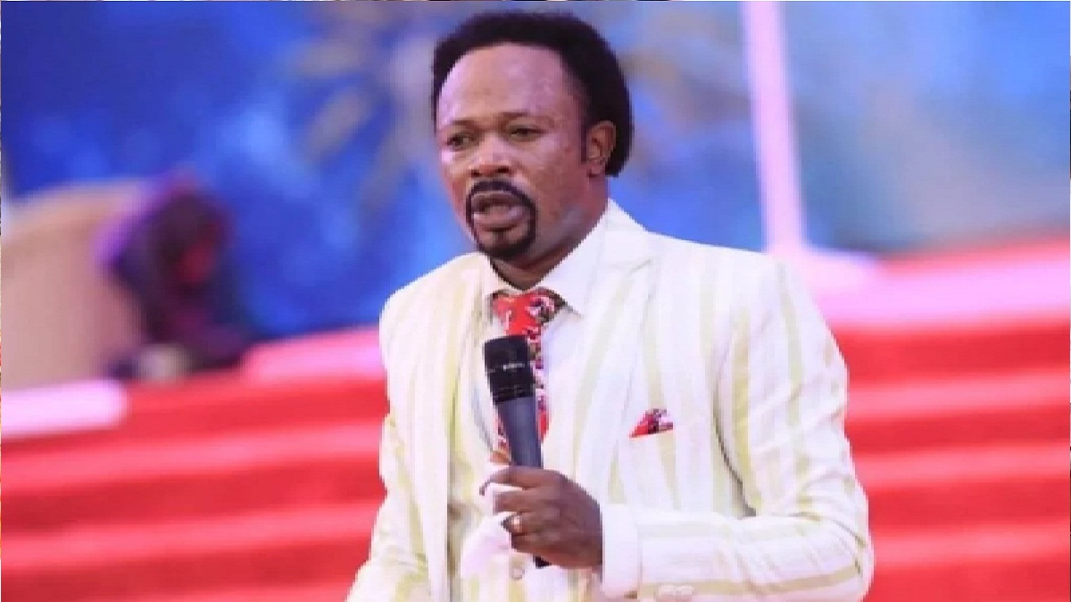 Prophet Iginla reveals what we happen in Southwest if FG kills Sunday Igboho