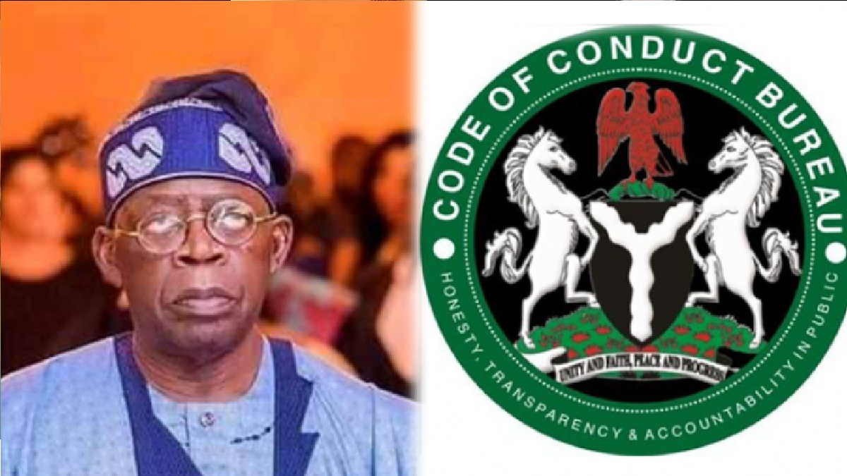 Confusion In Tinubu Code Of Conduct Bureau Case File Disappears From Asset Declaration Strongroom