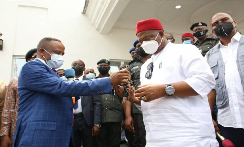 NDDC: Time For Politics Is Over- Uzodinma