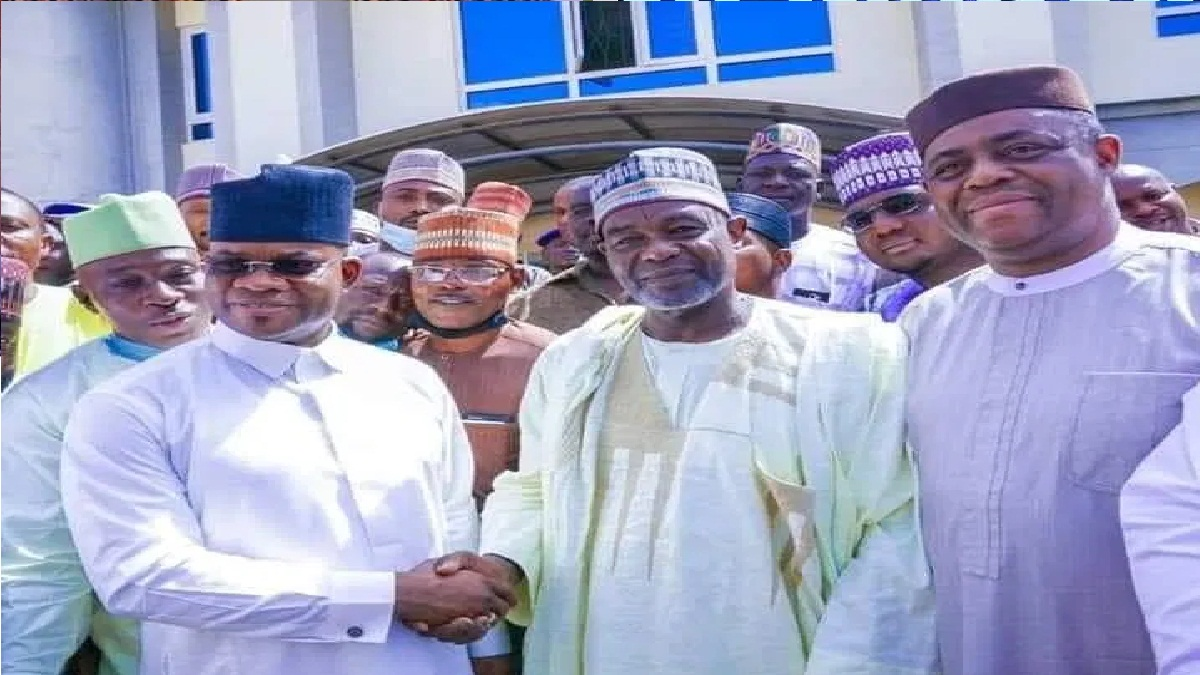 Food Traders, Farmers Don't Ask For Too Much Compensation- Yahaya Bello Reveals