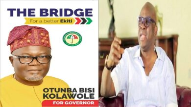 Why I Endorsed Kolawole As Ekiti PDP Gov'ship Candidate - Fayose Reveals