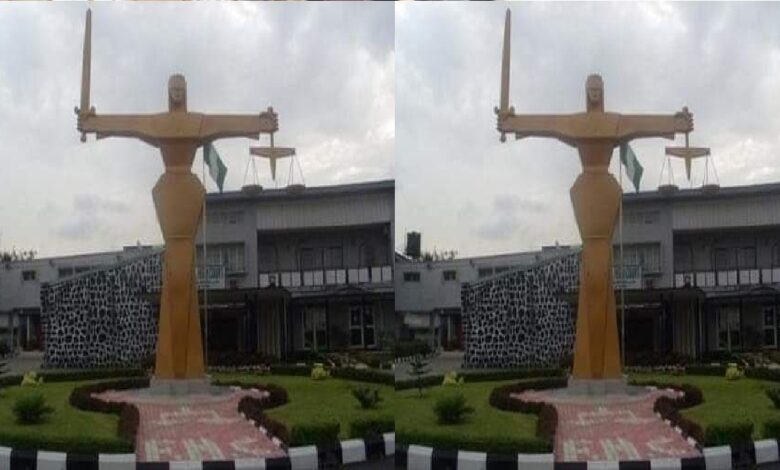 Court sentences labourer to death by hanging for beheading a 2-year-old boy and attempting to kill the mother