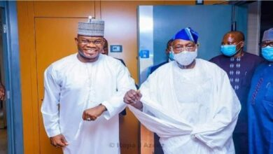 Why I visit Yahaya Bello-Obasanjo reveals