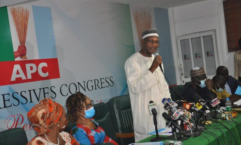 List: Massive tragedy hits APC as 5 party chieftains die suddenly