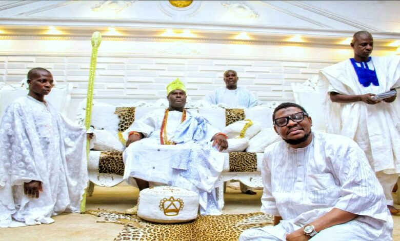Ooni of Ife disowns Garba's traditional title