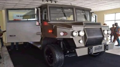 Two Engineering Brothers Built an armored Vehicle for an Oba in Ekiti