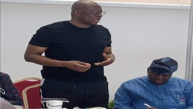 S'West PDP: Again, Fayose Caucus meet in Lagos, reiterate commitment to peace, unity