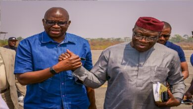 I Don't Criticise Fayemi So He Won't Claim I Distracted Him To Perform- Fayose