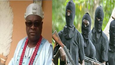 BREAKING: Again, Gunmen Kidnap Another Ekiti Monarch