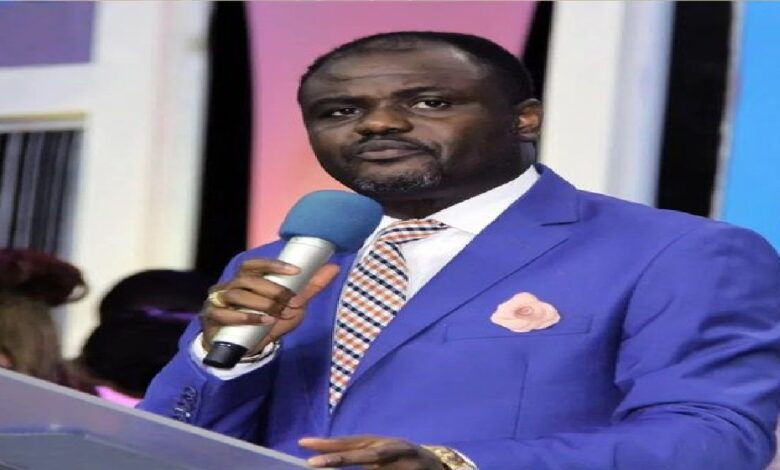 There is no white wedding in the Bible; don't borrow money to impress people- Pastor Abel Damina
