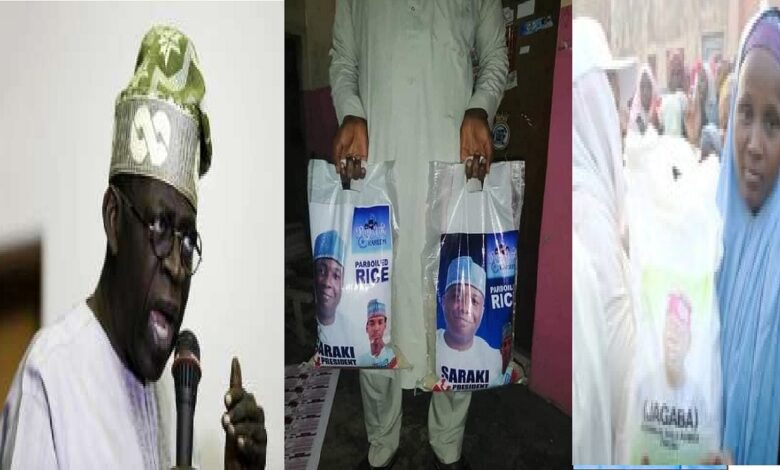 Don't Undermine Humanitarian Efforts, Tinubu Warns Politician on Rice Distribution