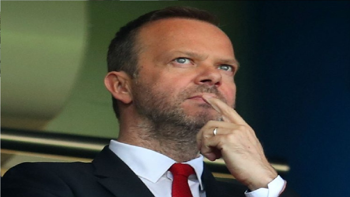 BREAKING: Ed Woodward Resigns as Man United Chairman Over Super League Backlash
