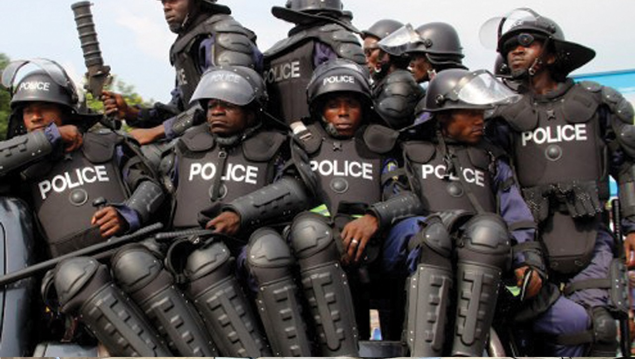 144 Nigerian police officers arrive to boost security in African country