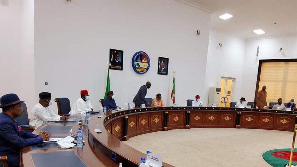 Senators reacts to calls from Southern governors for restructuring, state police, ban open grazing