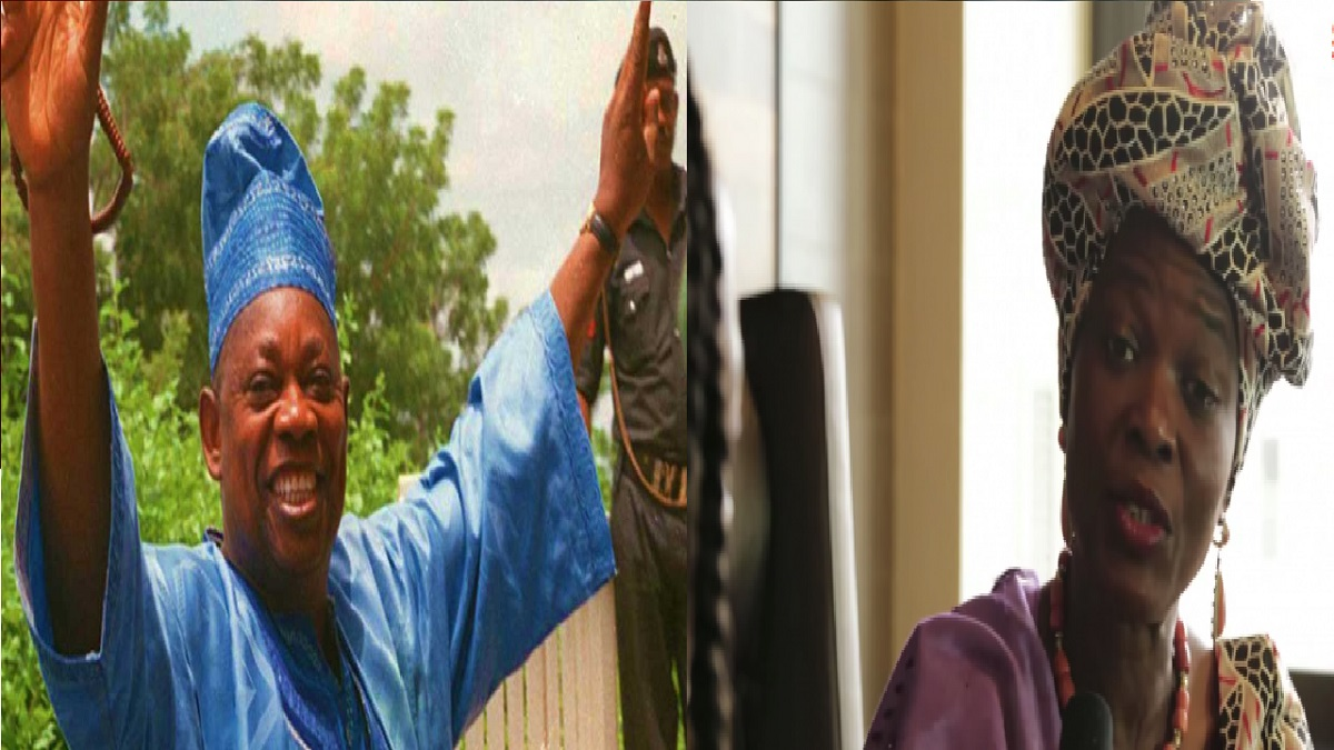 Armed Robbers Who Ambushed Abiola Became Governors, Lawmakers- Zainab Duke-Abiola Reveals