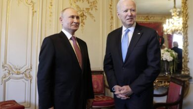 Biden And Putin Discuss Thorny Issues During First Summit