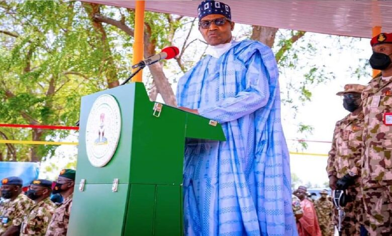 Nigerians Love Me, That's Why I'm Paying Them Back- Buhari