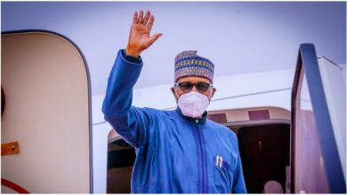 President Buhari travels to London on Friday for medical checkup