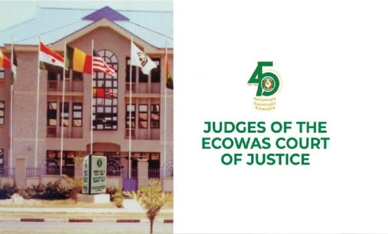 Nigeria Govt Have No Power To Arrest Anybody For Using Twitter - ECOWAS Court