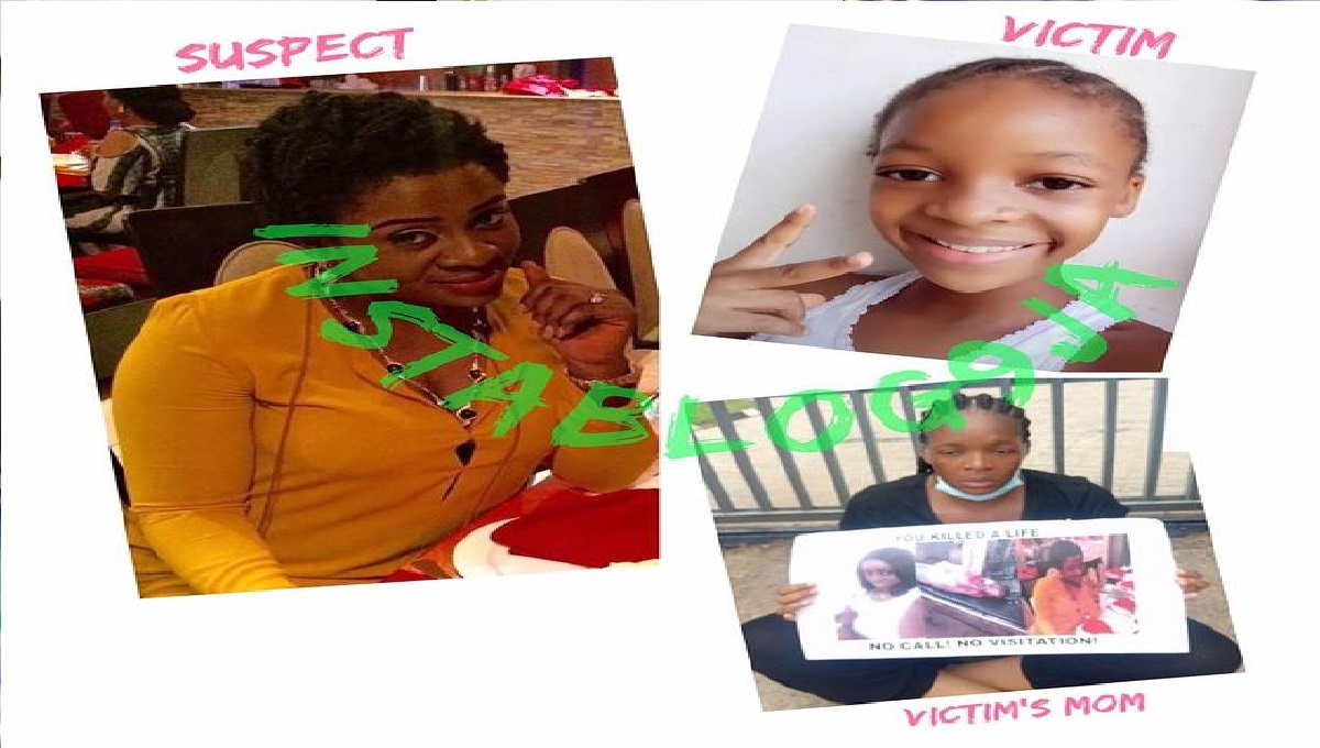 10-Year-Old Girl Killed By A Bank Manager in Abuja