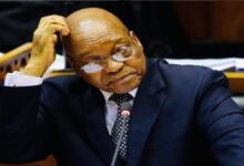 JUST IN: Former South African President Sentenced To Prison