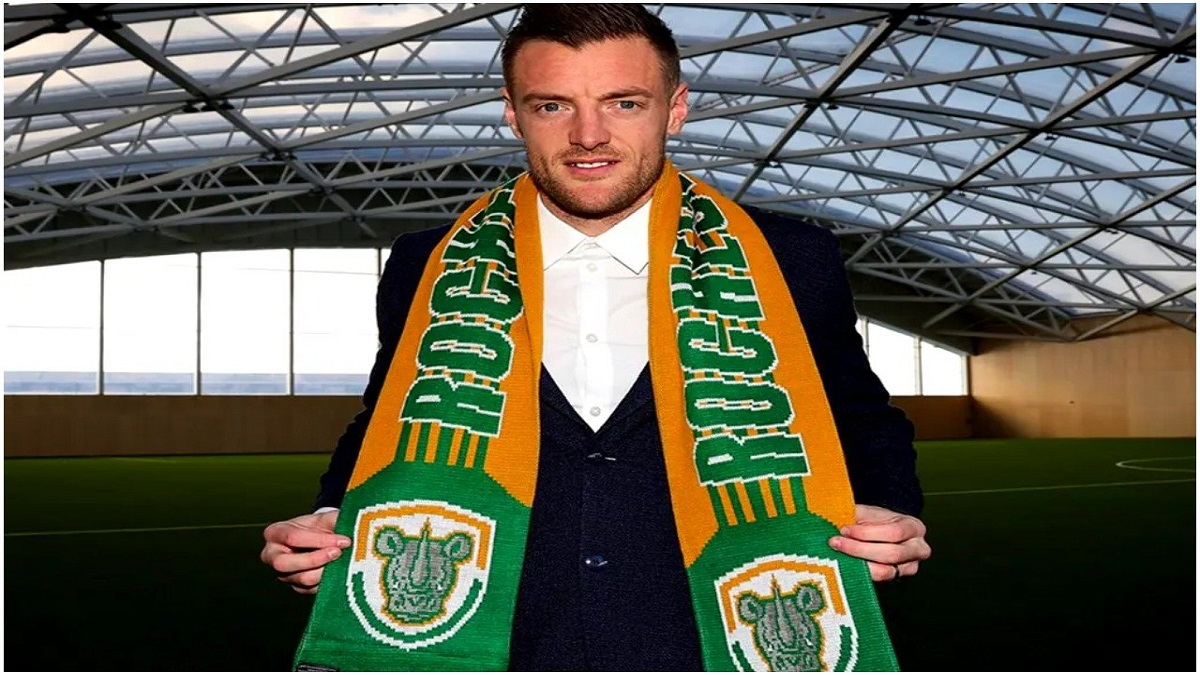 Jamie Vardy, Leicester City striker becomes football club owner