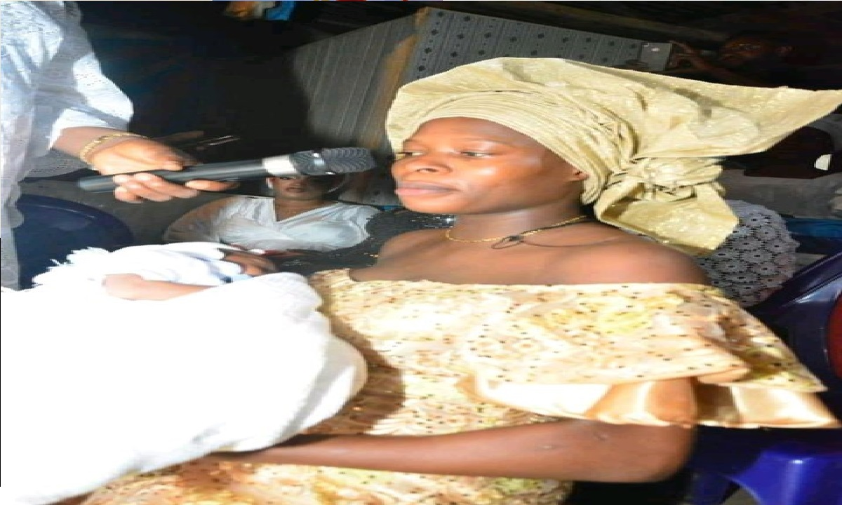 Ooni Of Ife's Wife Attends #EndSARS Protester, Kemisola's Baby Christening