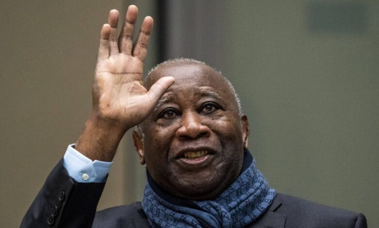 Ex-Côte d'Ivoire President, Gbagbo returns 10 years after exile