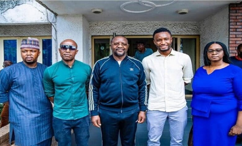 FG appoints Mikel Obi as youth ambassador